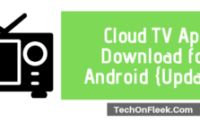 Cloud TV Apk