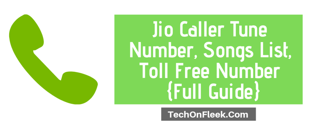 set jio caller tune